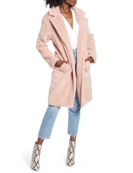 Rosebud Cocoon Coat by Wayf