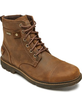 rugged-bucks-ii-waterproof-plain-toe-boot by rockport