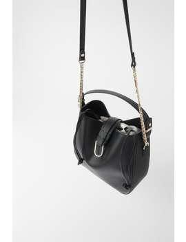 Mala Shoulder Bag MÉdia Com Pormenor by Zara