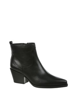 Wendall Leather Bootie by Sam Edelman