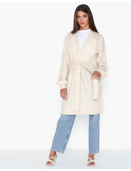 Slfanna Ls X Mas Knit Cardigan B by Selected Femme