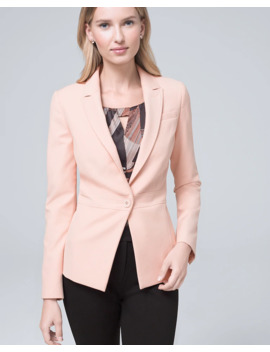 Comfort Stretch Blazer by Whbm