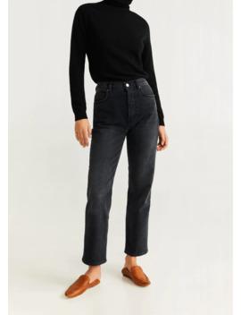 jeansy-premium-straight by mango