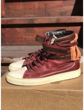 Raf Simons Astronaut Boot Crimson Sneaker 41/8.5 by Raf Simons