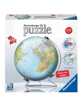 Ravensburger The Earth 3 D Puzzle 540pc by Ravensburger