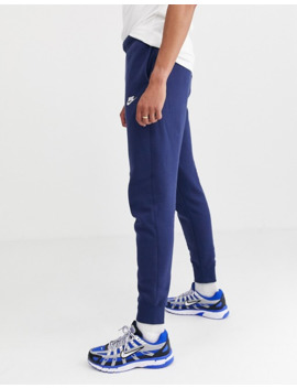 Nike Tall Cuffed Club Jogger In Navy by Nike