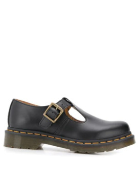 Polley Smooth Shoes by Dr. Martens