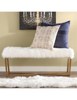 Bedroom White Benches by Wayfair