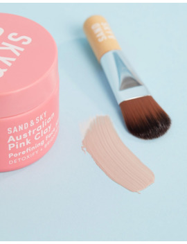 Sand &Amp; Sky Australian Pink Clay Porefining Face Mask by Sand & Sky's
