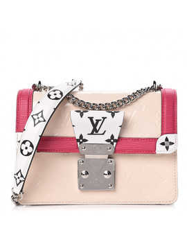 Louis Vuitton Monogram Vernis Wynwood Creme by Louis Vuitton