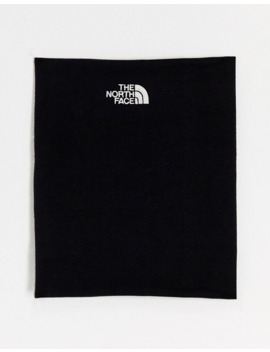 The North Face Neck Gaiter In Black by The North Face