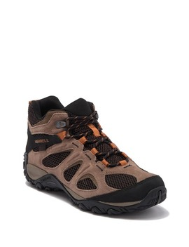 Yokota 2 Mid Waterproof Hiking Boot by Merrell