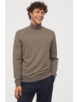 Пуловер от мериносова вълна by H&M