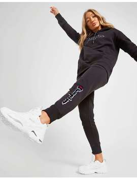 Champion Logo Joggers by Jd Sports