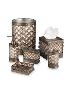 Barrington Champagne Bath Ensemble by Bed Bath And Beyond