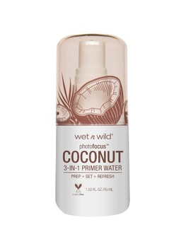 Wet N Wild Photo Focus Primer Water Coconut 1.52 Fl Oz by Shop This Collection