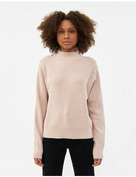 Remsen Sweater In Light Mauve by Needneed