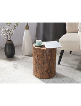 Bruns End Table by Allmodern