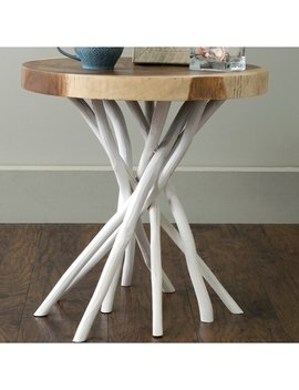 Stilwell End Table by Allmodern