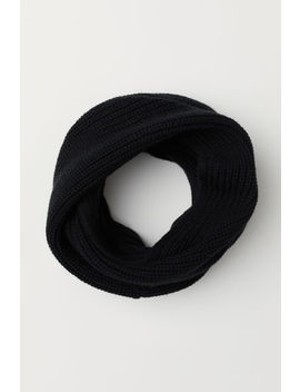 Ribgebreide Snood by H&M