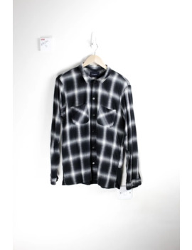 John Undercover Check Black Flannel by Undercover  ×