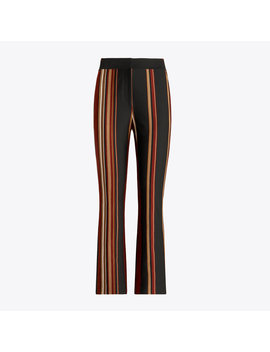 Striped Knit Pant by Tory Burch