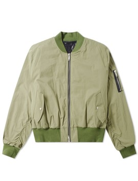 Unravel Project Tela Bomber Jacket by Unravel Project
