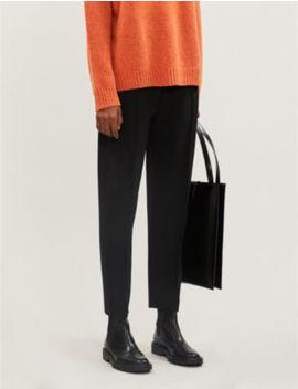 Dalton Comfort Wool Trousers by Joseph