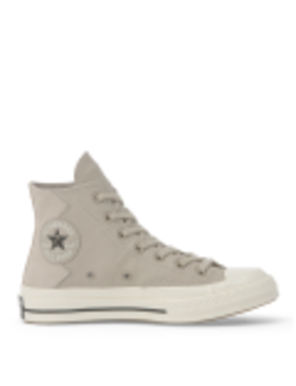 Chuck Taylor All Star 70 Vltg Leather Suede High Top Papyrus by Converse
