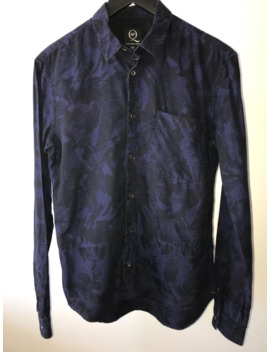 Alexander Mc Queen Violet Blue Button Ups Shirt. by Alexander Mc Queen  ×