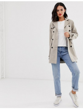 Hollister   Trench Coat by Hollister