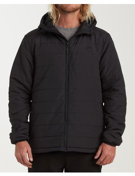 Journey Adiv Puff Jacket by Billabong