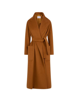 Camel Coat by Max Mara