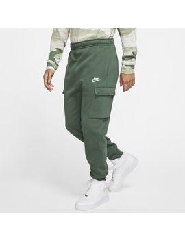 Nike Sportswear Club Fleece Men's Cargo Pants. Nike.Com by Nike