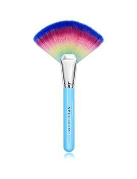 Spectrum Rain Glow Jumbo Fan Brush by Spectrum