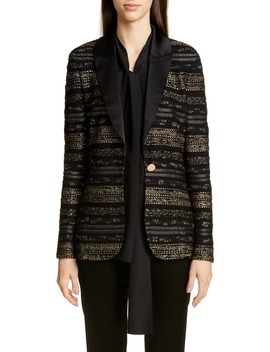 Passementerie Knit Jacket by St. John Collection