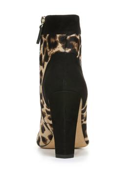 Daphne 2 Leopard Booties by Diane Von Furstenberg