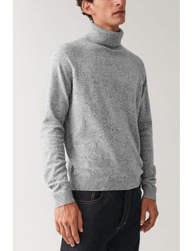 Merino Speckled Sweater by Cos