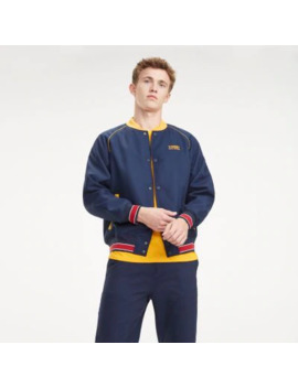 Varsity Bomber Jacket by Tommy Jeans