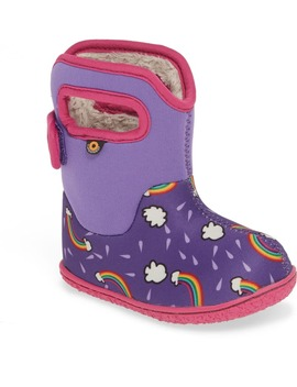Baby Bogs Rainbow Insulated Waterproof Boot by Bogs