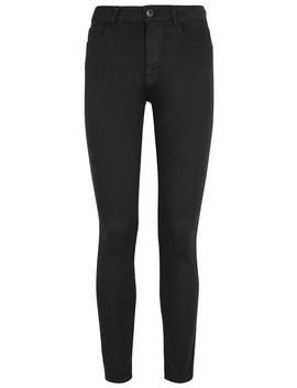 Farrow Black Instaslim Skinny Jeans by Dl1961