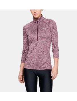 Ua Tech™ Twist ½ Zip Women's Long Sleeve Shirt by Under Armour