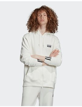 Adidas Originals R.Y.V. Full Zip Hoodie by Adidas Originals