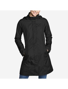 Girl On The Go® Trench Coat by Eddie Bauer