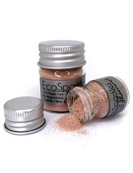 Peach Shimmers   100% Plastic Free Biodegradable Glitter   Bioglitter / Ecoglitter by Etsy