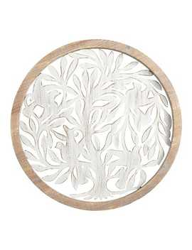 Laser Cut Tree Wall Decor by Pier1 Imports
