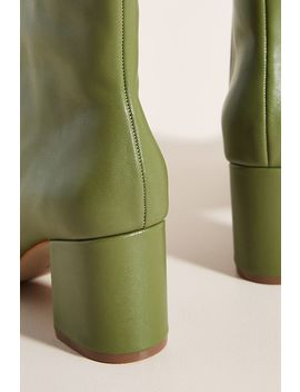 Janetta Ankle Boots by Intentionally Blank