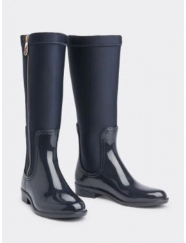 Hohe Gummistiefel by Tommy Hilfiger