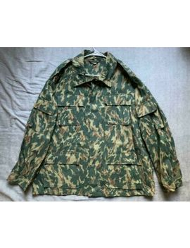 Men's Russian Army Military Issued Camo Field Jacket Spetsnaz Size Xl by Russian Military Issued