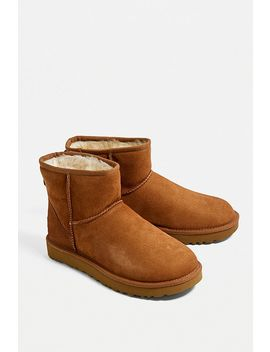 Ugg Classic Mini Ii Chestnut Ankle Boots by Ugg